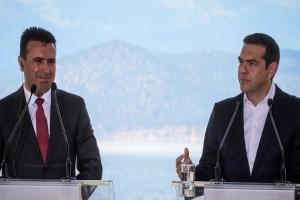 Απίστευτη πρόκληση από τον Ζάεφ: Αποκάλεσε τον λαό του Μακεδόνες!