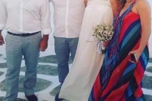 Αγαπημένο ζευγάρι της ελληνικής showbiz παντρεύτηκε και δεν το πήρε κανείς χαμπάρι!