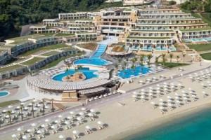 Το πιο μεγάλο και εξωφρενικά πολυτελές ξενοδοχείο στην Ελλάδα που κόστισε 120 εκατ. ευρώ! (video)
