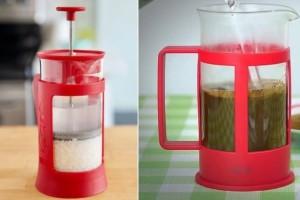 4 πράγματα που μπορείς να κάνεις με την καφετιέρα χειρός!