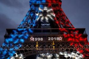 """""""Μέθυσαν"""" οι Γάλλοι για την κατάκτηση του Μουντιάλ (video)"""