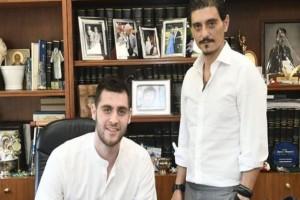 Παναθηναϊκός: Υπέγραψε ο Παπαγιάννης δίπλα στον Δημήτρη Γιαννακόπουλο!