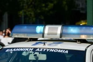 Καταδίωξη ΙΧ στη Θεσσαλονίκη - Επιχείρησε να εμβολίσει μηχανή της Ομάδας ΔΙΑΣ