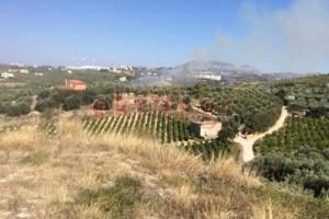 Νέα πυργκαγιά στην Κρήτη!
