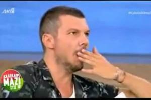 """Ιωάννης Παπαζήσης: """"Ας μην τα ανοίξω το βρωμόστομά μου τώρα!"""" Σε ποιον τα χώνει ο ηθοποιός; (video)"""
