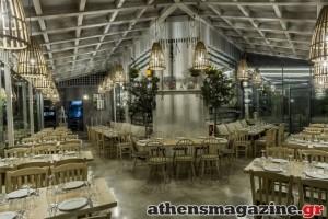 Το εστιατόριο σε ένα σικ και εκλεπτυσμένο περιβάλλον στην Κηφισιά, που φέρνει τη θάλασσα στο πιάτο μας!
