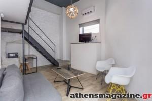 Ένα σύγχρονο urban hotel, αρμονικά ενταγμένο στη γραφική αθηναϊκή γειτονιά, στην καρδιά του Ψυρρή!