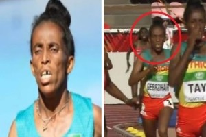 "H ""16χρονη"" αθλήτρια στίβου από την Αιθιοπία που προβληματίζει για την ηλικία της! (video)"