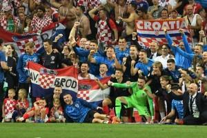 Η φωτογραφία της ημέρας: Η Κροατία στον τελικό του Μουντιάλ!