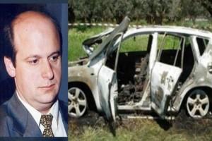 Ραγδαίες εξελίξεις στην δολοφονία του Νίκου Μέντζου: Είχε βρεθεί απανθρακωμένος μέσα στο αυτοκίνητό του!