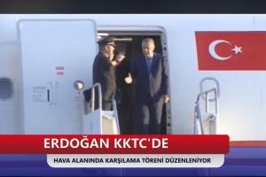 Στα Κατεχόμενα ο Ταγίπ Ερντογάν! (video)