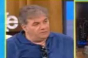 """""""Πρώτη μούρη είσαι...""""- Αμήχανο! Η απάντηση του Δημήτρη Σταρόβα στον Δώρο Παναγίδη! Τι συνέβη; (video)"""