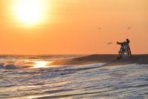 H φωτογραφία της ημέρας: Ένα όμορφο καλοκαιρινό ηλιοβασίλεμα!