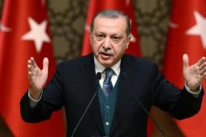 Ορκίστηκε πρόεδρος και πάει...στα κατεχόμενα ο Ερντογάν