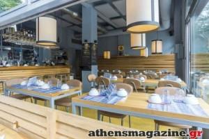 Βlue Bamboo: A casual chic thai restaurant