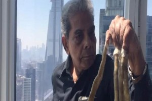 Ο άνδρας με τα μακρύτερα νύχια αποφάσισε να τα κόψει μετά από 66 χρόνια! (video)