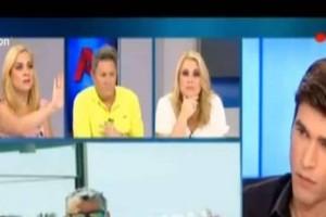 Πόλεμος Λιάγκα - ΑΝΤ1; Το μήνυμα του παρουσιαστή και η προειδοποίηση! (video)