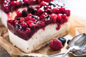 Εύκολο και γρήγορο cheesecake που θα λατρέψετε! (Video)