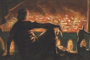 Σαν σήμερα, στις 18 Ιουλίου το 64 μ.Χ., η Ρώμη καίγεται!