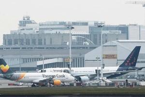 Αναστάτωση στο Βέλγιο: Έκλεισε ο εναέριος χώρος λόγω σφάλματος σε υπολογιστή
