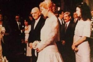 Σαν σήμερα 13 Ιουλίου ο πολυσυζητημένος γάμος του Ανδρέα Παπανδρέου με την Δήμητρα Λιάνη!
