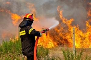 Υψηλός και σήμερα ο κίνδυνος πυρκαγιάς! - Δείτε ποιες περιοχές «κινδυνεύουν»