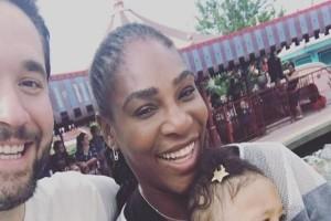 Η Σερένα Γουίλιαμς μιλάει για τη μάχη της με τα κιλά μετά τη γέννηση της κόρης της