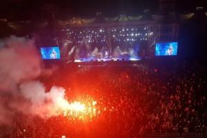 Οι Πυξ Λαξ ενώθηκαν ξανά και έδωσαν μια συναυλία που θα μείνει αξέχαστη!
