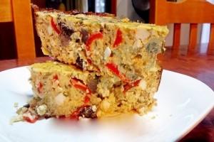 Πώς θα φτιάξετε την πιο νόστιμη και γρήγορη τορτίγια μπριάμ!