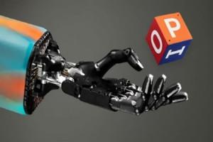 Ρομποτικό χέρι παίζει στα δάχτυλα έναν κύβο (video)