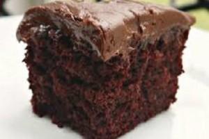 Σοκολατένιο κέικ ψυγείου χωρίς ζάχαρη! (Video)