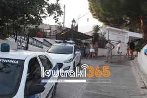 Άγριο έγκλημα στο Λουτράκι: Έπνιξε τον γείτονά του