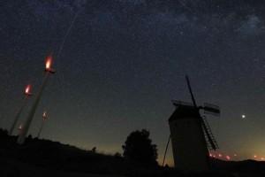 Η φωτογραφία της ημέρας: Νυχτερινός ουρανός στην Παμπλόνα!