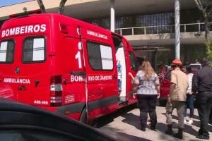 Έκρηξη στο Πανεπιστήμιο του Ρίο ντε Τζανέιρο - Τρεις τραυματίες