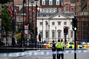 Λονδίνο: Αυτός είναι ο οδηγός που έπεσε πάνω στο Κοινοβούλιο με το αυτοκίνητο! (photo)