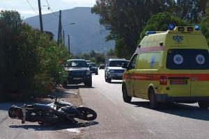 Θανατηφόρο τροχαίο στη Σαντορίνη - Νεκρός 22χρονος που έχασε τον έλεγχο της μηχανής του