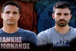 Γιάννης Δρυμωνάκος - Ηλίας Γκότσης: Ενώνουν τις δυνάμεις τους μετά το Survivor!