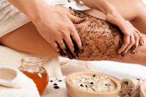 Εύκολο και γρήγορο σπιτικό scrub για το σώμα σου!