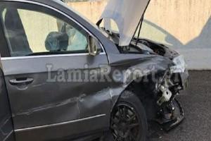 Σοκ στη Φθιώτιδα: Αυτοκίνητο με 5μελη παρέα έπεσε από ύψος 3μ.