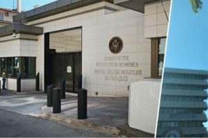 Ένας άνθρωπος συνελήφθη για τους πυροβολισμούς της Αμερικάνικης πρεσβείας στην Άγκυρα