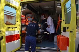 Κρήτη: Εξέπνευσε ο άγνωστος άνδρας που αυτοπυρπολήθηκε στα Χανιά