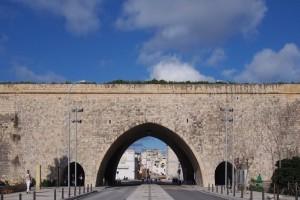 Κρήτη: Αυτοκτόνησε γυναίκα - Έπεσε από τα ενετικά τείχη στο Ηράκλειο!