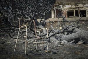 Φωτιές στην Αττική: Την Τρίτη, 21 Αυγούστου οι δύο συντάξεις στους πυρόπληκτους