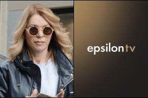 Epsilon: Η Έλλη Στάη στο κεντρικό δελτίο ειδήσεων του σταθμού ετοιμάζεται να «χτυπήσει» τον Σρόιτερ!