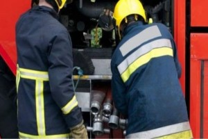 Πάτρα: Ρομά έκλεβαν πυροσβέστες την ώρα που αυτοί έσβηναν φωτιά!
