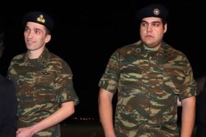 Άδεια και μετάθεση για τους δύο Έλληνες στρατιωτικούς!