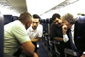 Έλληνες στρατιωτικοί: Το μεγάλο παράπονο από τους Τούρκους! Όσα ειπώθηκαν μέσα στο αεροπλάνο (video)