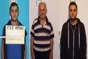 Φρίκη στην Βέροια: Αυτοί είναι οι τρεις άνδρες που ασελγούσαν σε μικρά παιδιά! (Photo)