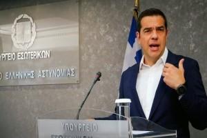Το πανηγυρικό tweet του Τσίπρα για τη μείωση της ανεργίας!