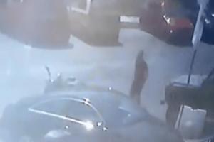 Ηράκλειο: Ληστής κλέβει μηχανή σε λιγότερο από 2 λεπτά! (Video)